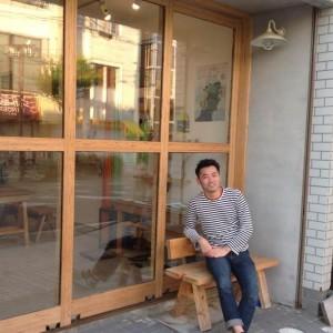 まちの日常をアーカイブする食堂プロジェクト:増田拓史インタビュー