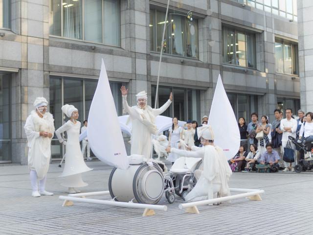 2020年、日本発のダイバーシティ・ムーブメントを世界へ2:SLOW MOVEMENT in 青山