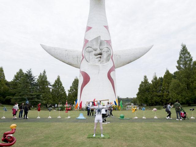 公共空間におけるアートプロジェクトの可能性を見出し、表現者を育ててきた〈おおさかカンヴァス推進事業〉